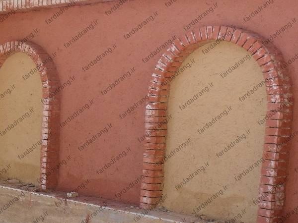 رنگ دیوار کاهگلی