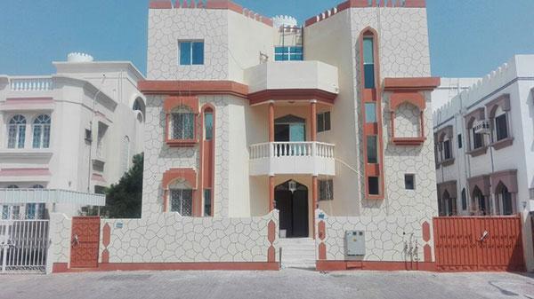 نمونه کار رنگ کنیتکس عمان